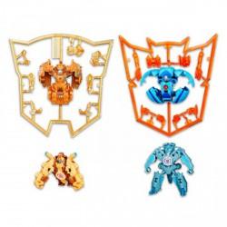 Transformers - Mini-Con 4 darabos csomag - Undertone, Backtrack, Beastbox, Swelter - Transformers játékok - Hasbro játékok