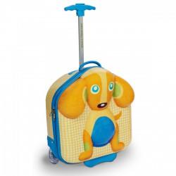 Oops - Gurulós bőrönd - kutyus - Oops bébijátékok - Bébijátékok Oops