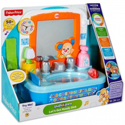 Fisher-Price - intelligens mosdókagyló Fisher-Price - Bébijátékok Fisher-price