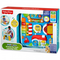Fisher-Price - kétnyelvű intelligens asztalka - Fisher-Price - Bébijátékok Fisher-price
