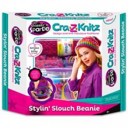 Cra-Z-Knitz Trendi Csajszi Pöndörödő Sapi Design - Cra-Z-Knitz kreatív játékok - Cra-Z-Knitz kreatív játékok Cra-Z-Knitz