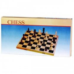 Fa sakk 34cm - Logikai fajátékok - Fajátékok