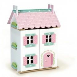 Le Toy Van - Első fa álom babaházam, fajáték - Fajátékok lányoknak - Fajátékok
