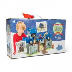 Le Toy Van Excalibur fa lovagvár - Fajátékok fiúknak - Fajátékok Le Toy Van
