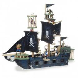Le Toy Van fa Szellemhajó 19x48x48cm - Fajátékok fiúknak - Fajátékok Le Toy Van