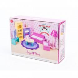 Le Toy Van - Nappali fa bababútor készlet - Fajátékok lányoknak - Fajátékok