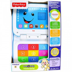 Fisher-Price - Tanuló laptop - Fisher-Price - Bébijátékok Fisher-price