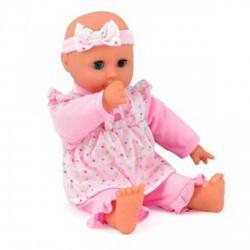 Ella puha baba - 30 cm többféle változatban - Dolls World babák - Dolls World babák Dolls World