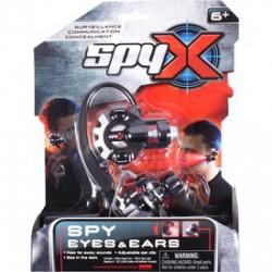 SpyX 2 darabos kém készlet -Spyx kémjátékok -Spyx kémjátékok SpyX