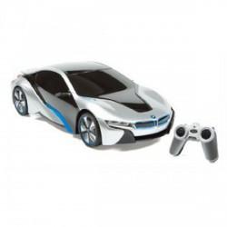 Rastar - Távirányítós BMW I8 autó - 1:24 RASTAR - Pályák, kisautók Rastar