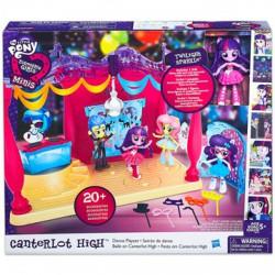 Én kicsi pónim Equestria Girls - Canterlot High tánctér játékszett - Én kicsi pónim játékok - Én kicsi pónim játékok