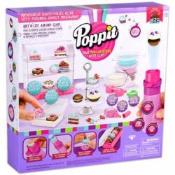 Poppit pékség játékszett - Shopkins játékok - Lányos játékok