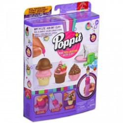 Poppit tematikus utántöltő csomag - fagylalt - Shopkins játékok - Lányos játékok