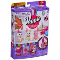Poppit tematikus utántöltő csomag - nyuszi - Shopkins játékok - Lányos játékok