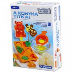 Clementoni - A konyha titkai kreatív játék - Tudomány és kreatív játék - Konyhák