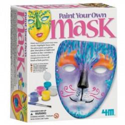4M mókás maszk készlet - Tudomány és kreatív játék - KIDZ Labz játékok