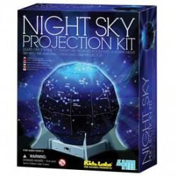 4M éjszakai égbolt kivetítő készlet - Tudomány és kreatív játék - KIDZ Labz játékok