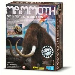 4M őslény régész készlet - mamut - Tudomány és kreatív játék - KIDZ Labz játékok