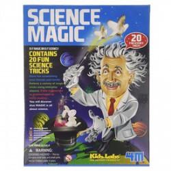 4M tudományos varázslat készlet - Tudomány és kreatív játék - KIDZ Labz játékok