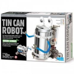 4M üdítősdoboz robot készlet - Tudomány és kreatív játék - KIDZ Labz játékok