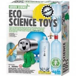 4M környezetbarát tudomány készlet - Tudomány és kreatív játék - KIDZ Labz játékok