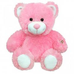 Varázslatos altató plüssök - pink maci - Plüss és állat,-mesefigurák - Plüss és állat,-mesefigurák