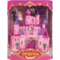 Játékkastély fénnyel és zenével - Lányos játékok - Lányos játékok