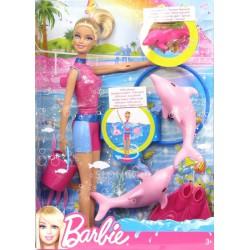 Barbie - Lehetnék delfinidomár - Barbie babák - Barbie babák