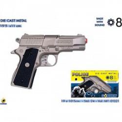 Elite patronos pisztoly - játék - Játék fegyverek - Játék fegyverek