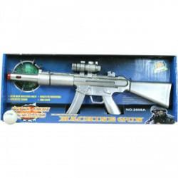 Elemes játékpuska hanggal - Játék fegyverek - Játék fegyverek