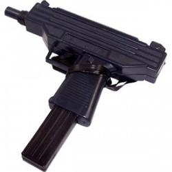 Uzi géppisztoly - 25 cm - Játék fegyverek - Játék fegyverek