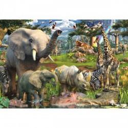 Ravensburger - Dzsungel 18000 darabos puzzle - RAVENSBURGER játékok - Kirakók, puzzle-ok