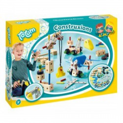 Totum Barkácsoló és építő kreatív készlet - Barkácsolós játékok - Barkácsolós játékok Totum