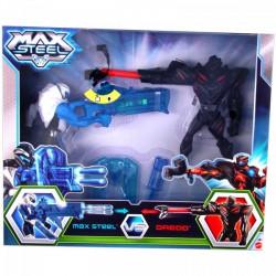 Max Steel - Max Steel és Dredd világító akciófigura - Max steel - Max steel