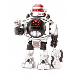 Programozható robot - 31 cm - TÁVIRÁNYÍTÓS játékok - Pályák, kisautók