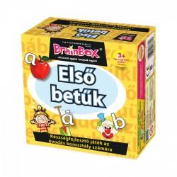 Brainbox Első betűk társasjáték - Brainbox társasjátékok kicsiknek - Brainbox társasjátékok kicsiknek Brainbox