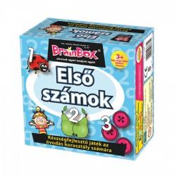 Brainbox Első számok társasjáték - Brainbox társasjátékok kicsiknek - Brainbox társasjátékok kicsiknek Brainbox