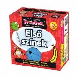 Brainbox Első színek társasjáték - Brainbox társasjátékok kicsiknek - Brainbox társasjátékok kicsiknek Brainbox