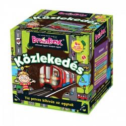 Brainbox Közlekedés társasjáték - Brainbox társasjátékok kicsiknek - Brainbox társasjátékok kicsiknek Brainbox