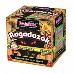 Brainbox Ragadozók társasjáték - Brainbox társasjátékok kicsiknek - Brainbox társasjátékok kicsiknek Brainbox