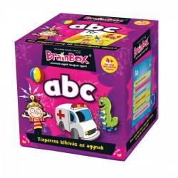 Brainbox ABC társasjáték - Brainbox társasjátékok kicsiknek - Brainbox társasjátékok kicsiknek Brainbox