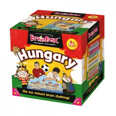 Brainbox Hungary társasjáték - Brainbox társasjátékok kicsiknek
