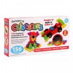 Clingabeez bogáncs 156 darabos építőjáték - Építőjátékok - Építőjátékok Clingabeez