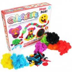 Clingabeez bogáncs 336 darabos építőjáték - Építőjátékok - Építőjátékok Clingabeez