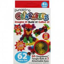 Clingabeez bogáncs 62 darabos építőjáték - Építőjátékok - Építőjátékok Clingabeez