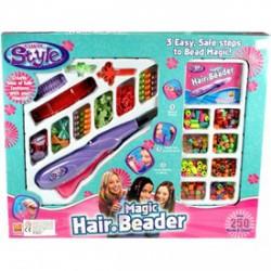 Nagy gyöngyös frizurakészítő - Lányos játékok - Lányos játékok