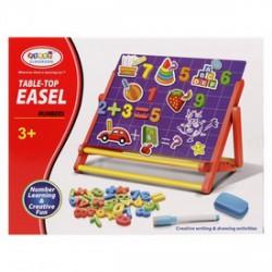 Asztali mágneses rajztábla számokkal - Tudomány és kreatív játék - Tudomány és kreatív játék