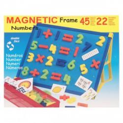 Mágneses rajztábla számokkal - Tudomány és kreatív játék - Tudomány és kreatív játék