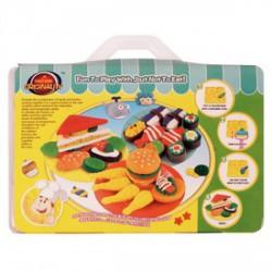 Szülinapi sütikészítő gyurmakészlet - Tudomány és kreatív játék - Tudomány és kreatív játék