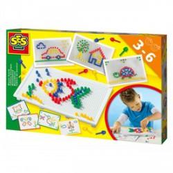 SES - Mozaik kirakó - SES Kreatív játékok - SES kreatív játékok
